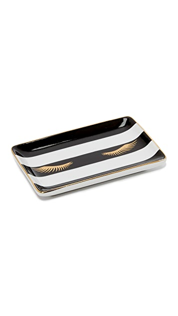 Gift Boutique Lashes Trinket Tray