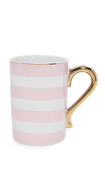 Gift Boutique Stripe Mug