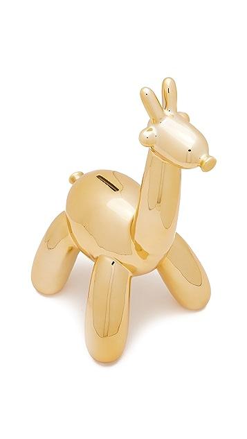 Gift Boutique Balloon Giraffe Money Bank