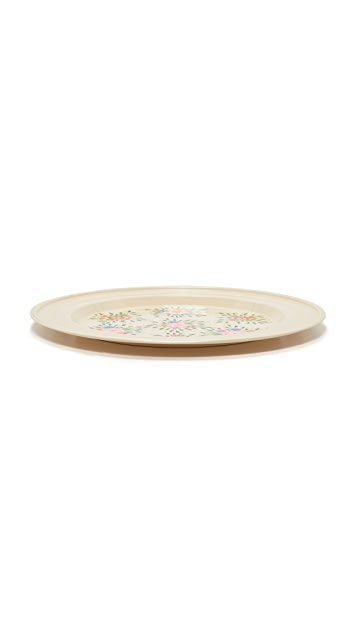 Gift Boutique Oversized Millefiori Tray