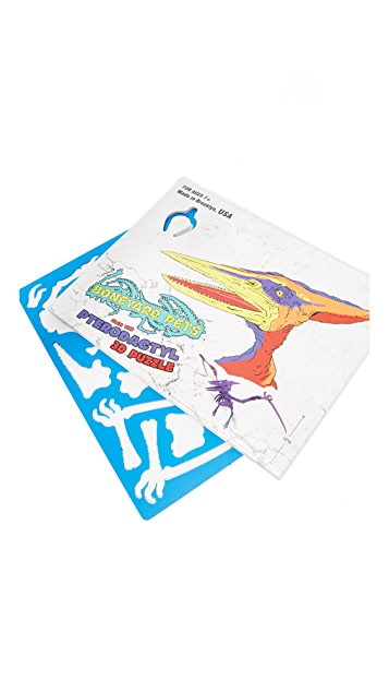 Gift Boutique Pterodactyl Puzzle