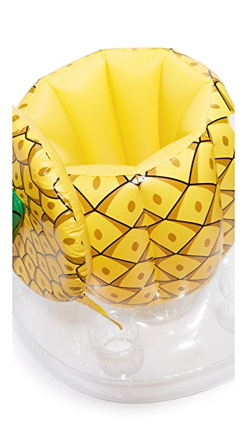Gift Boutique Pineapple Floating Cooler