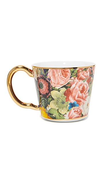 Gift Boutique Floral Teacup