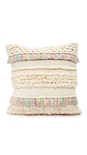 Gift Boutique Tassel Pillow - Multi