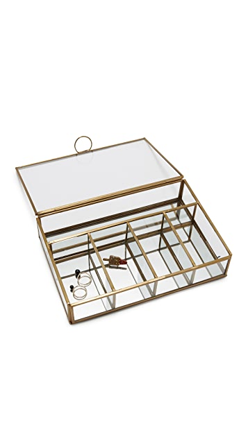 Gift Boutique Wallace 5 Compartment Display Box