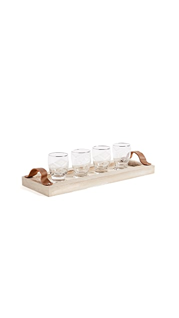 Gift Boutique Tasting Flight Set