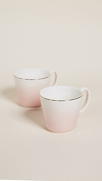 Gift Boutique Pretty in Pink Mug Set