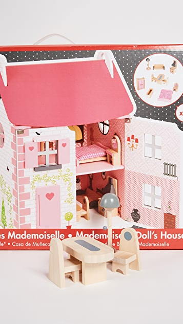 Gift Boutique Child's Mademoiselle Doll's House