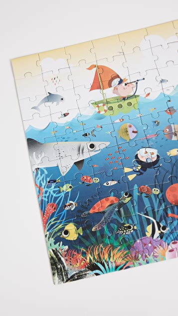 Gift Boutique Child's Underwater World Puzzle