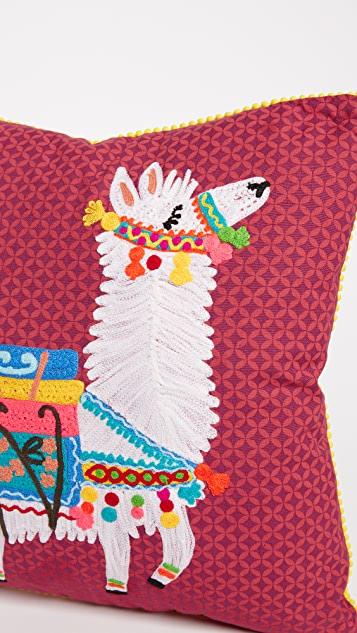 Gift Boutique Llama Pillow