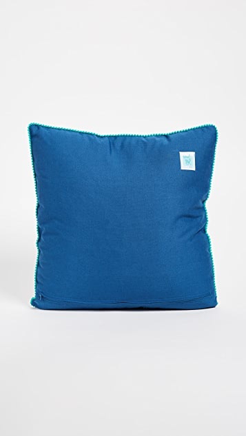 Gift Boutique Floral Unicorn Pillow
