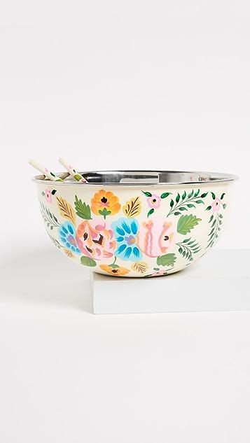 Gift Boutique Salad Bowl Set