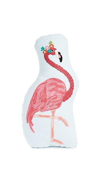 Gift Boutique Flamingo Pillow