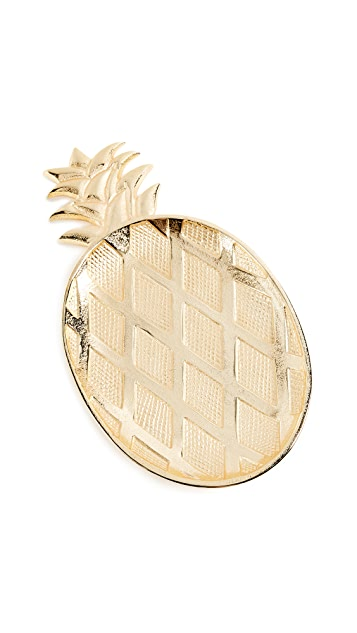 Gift Boutique Large Pineapple Tray
