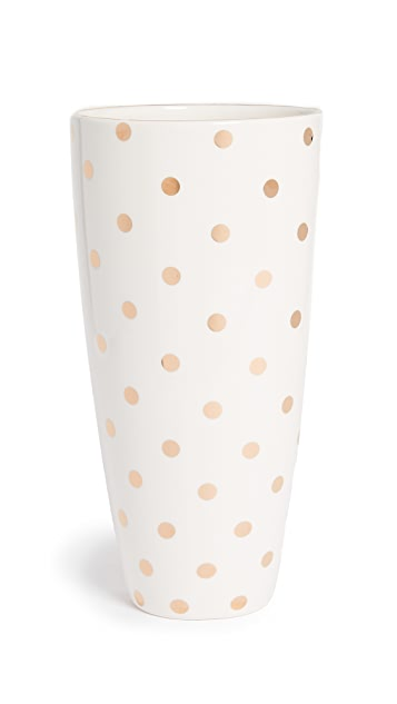 Gift Boutique Dot Vase
