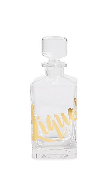 Gift Boutique Liquor Decanter