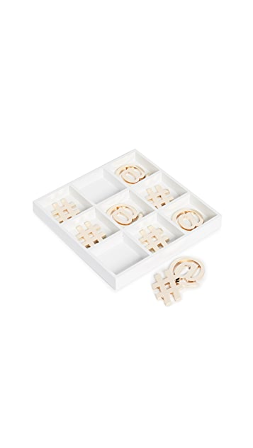 Gift Boutique Tic Tac Toe Game