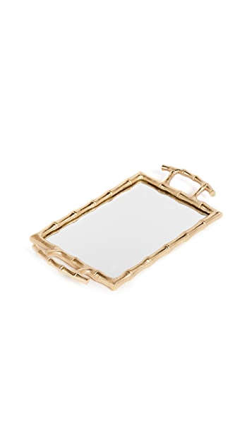 Gift Boutique Mirror Vanity Tray