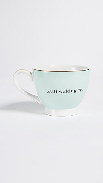Gift Boutique Still Waking Up Mug