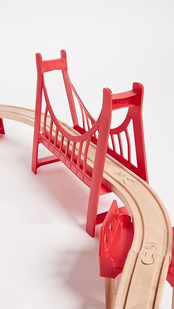 Gift Boutique Child's Extended Double Suspension Bridge