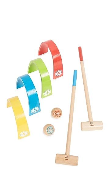 Gift Boutique Child's Color Croquet
