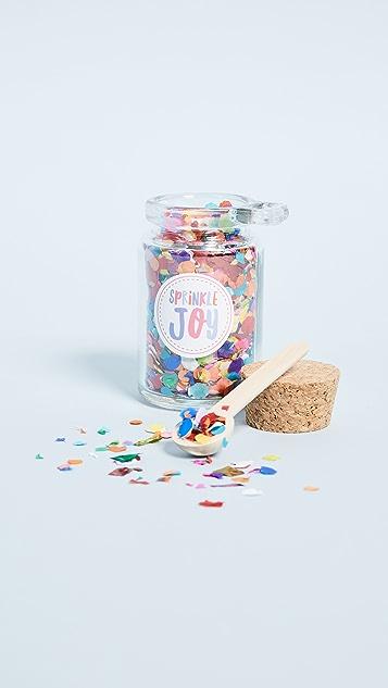 Gift Boutique Sprinkle Joy Jar