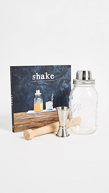 Gift Boutique The Mason Shaker Barware Set