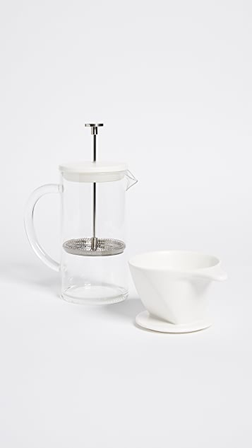 Gift Boutique Pour Over Coffee Press