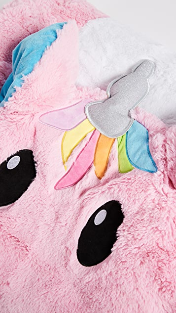 Gift Boutique Child's Unicorn Furry Sleeping Bag