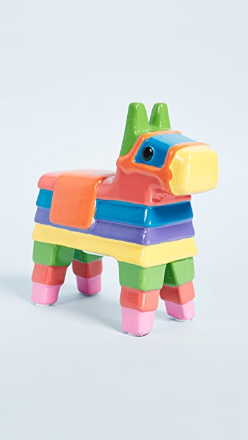 Gift Boutique Pinata Money Bank - Multi