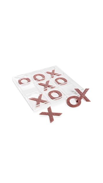 Gift Boutique Tic Tac Toe Board