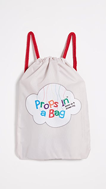 Gift Boutique Child's Superhero Props in a Bag