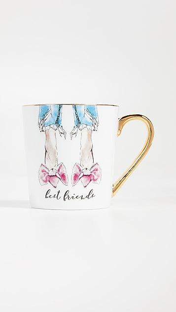 Gift Boutique Best Friends Mug