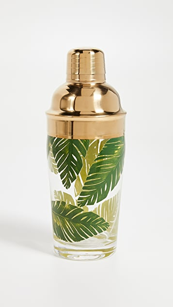 Gift Boutique 8 Oak Lane Banana Leaf Cocktail Shaker