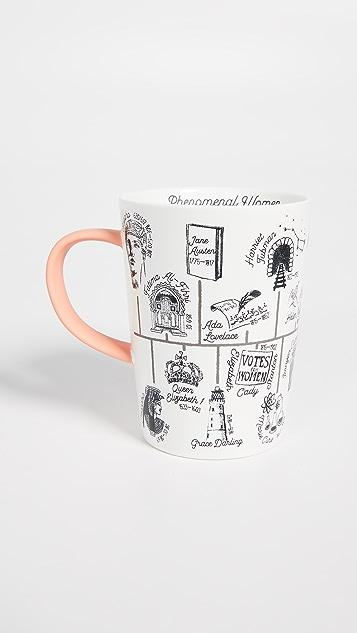 Gift Boutique Women Timeline Mug