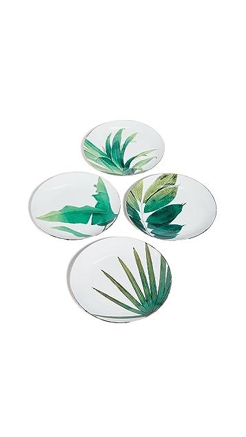 Gift Boutique Botanical Plates