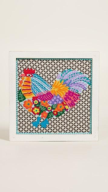 Gift Boutique Hen Wall Art