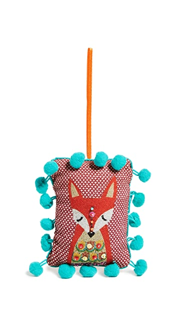 Gift Boutique Fox Ornament