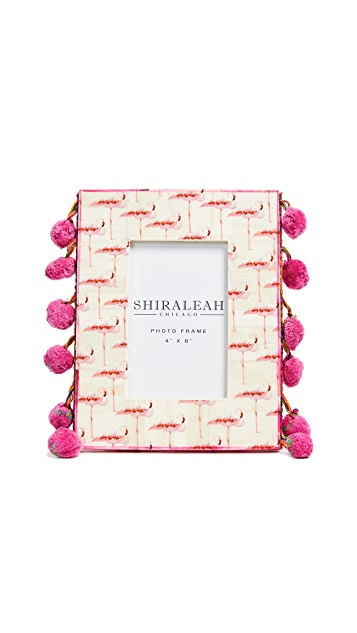 Gift Boutique Shiraleah The Wanderer Flamingo Picture Frame