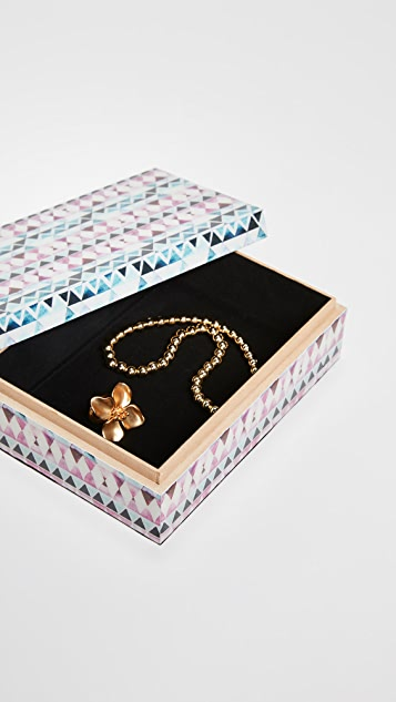 Gift Boutique Large Ananda Jewelry Box