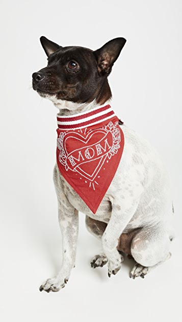 Gift Boutique Pet's Mom Dog Bandana