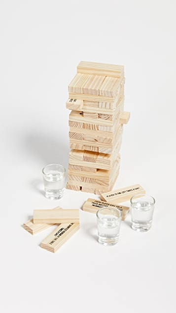 Gift Boutique Chill Out Stumbling Blocks Game