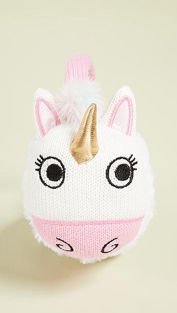 Gift Boutique Unicorn Earmuffs