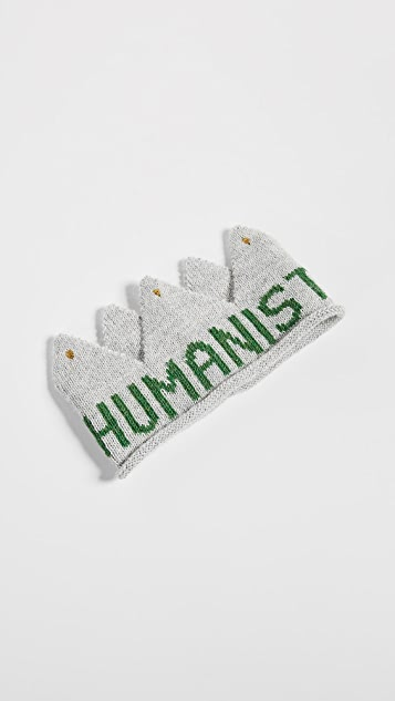 Gift Boutique Детская шапка Oeuf Humanist Crown
