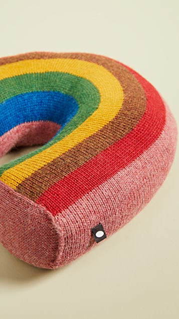 Gift Boutique Kid's Oeuf Rainbow Shaped Pillow