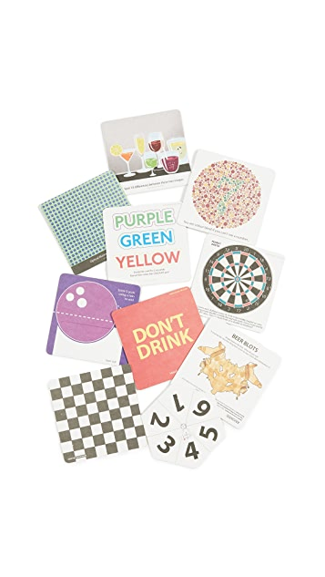 Gift Boutique Bar Game Coasters