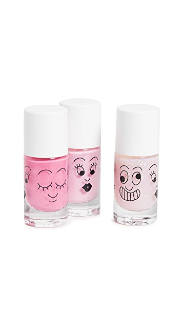 Gift Boutique Kid's Nailmatic Cosmo Nail Polish 3 pack