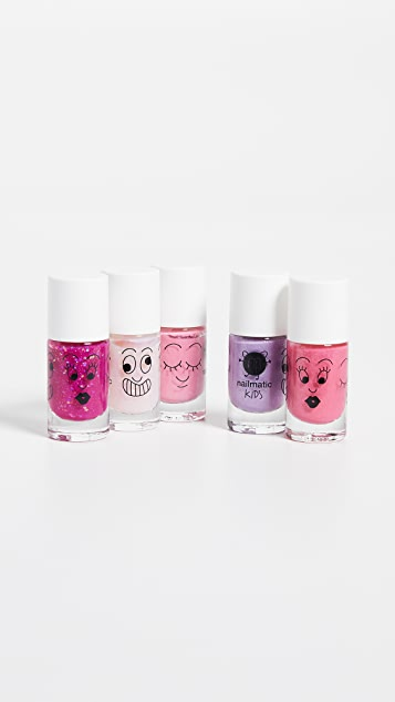 Gift Boutique Kid's Nailmatic Nail Polish 5 Pack