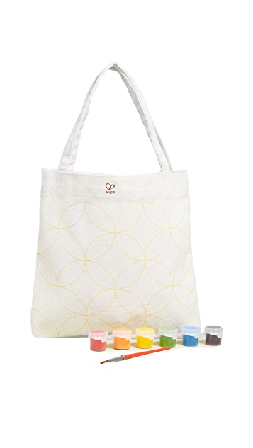 Gift Boutique Kid's Paint A Pattern Tote
