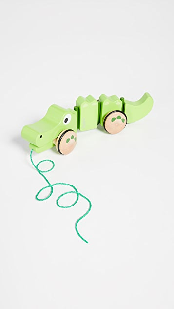 Gift Boutique Kid's Wibble Wobble Crocodile